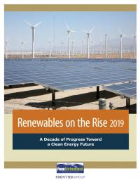 PAE Renewables on the Rise 2019 Cover